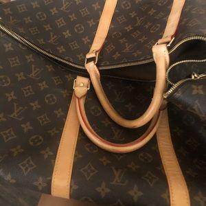 Louis Vuitton classic keepall